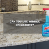 can you use windex on granite