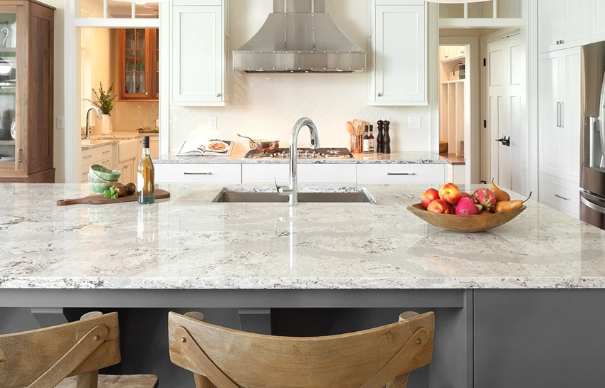 home quartz countertop